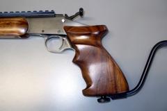 pištoľová pažba, olejová politúra